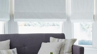 Rattan Stone_Living Room_Roman Blind