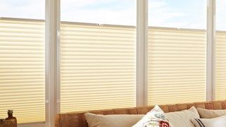 up down blinds french door topdown bottomup pleated blinds hillarys