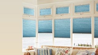 blue-conservatory-TRILITE™-top-down-bottom-up-thermashade-pleated-blind
