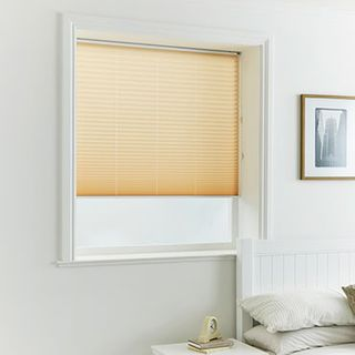 Pleated Blind_Bali Cream_Roomset