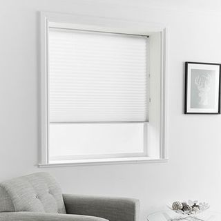 Pleated Blind_Midas Light Grey_Roomset