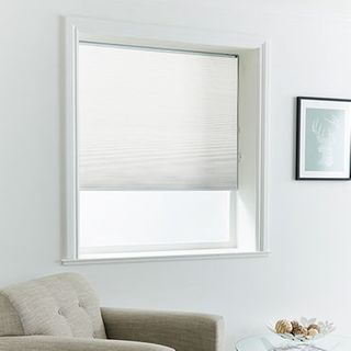 Pleated Blind_Thermashade Cotton_Roomset
