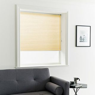 Pleated Blind_Thermashade Primrose_Roomset