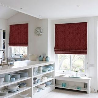 Roman Blind_Roche Port_Roomset