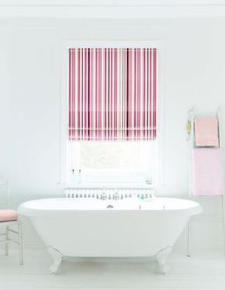 Roman Blind_City Berry_Roomset