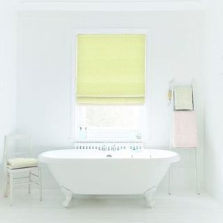 Roman Blind_Daze Citrus_Roomset