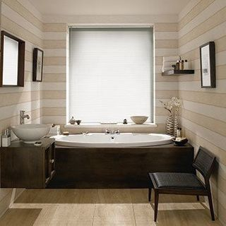 Venetian Blind_Sheer Luxury Classic Stripe_Roomset