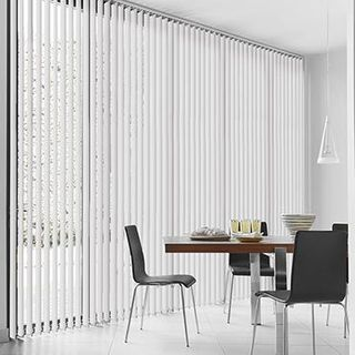 Vertical Blind_Colorado White_Roomset