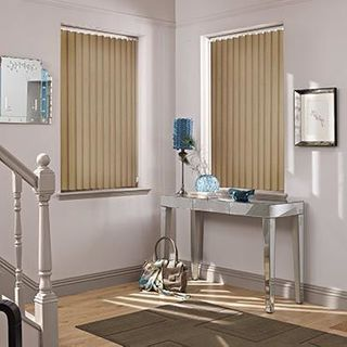 Vertical Blind_Cordova Natural_Roomset