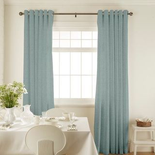 Curtain_Harlow Turquoise_Roomset