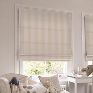 Roman Blind_Chester Cotton_Roomset