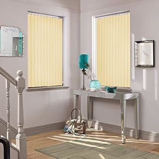 Vertical Blind_Warwick Cream_Roomset