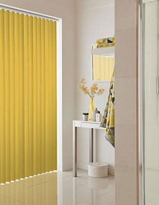 Vertical Blind_Acacia Canary_Roomset