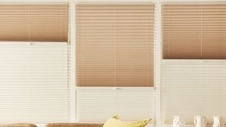 Elba Cream Pleated Blind