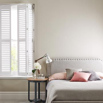 Craftwood Solid White Shutters