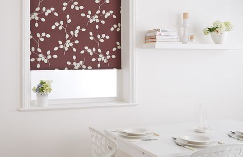 Seedhead Brown Roller blind