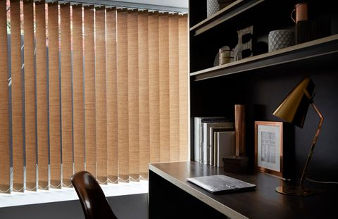 Kelis Copper Vertical blind