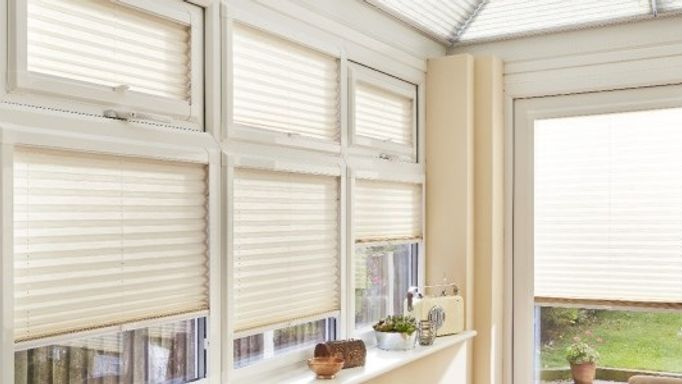 Perfect fit blinds for windows conservatory