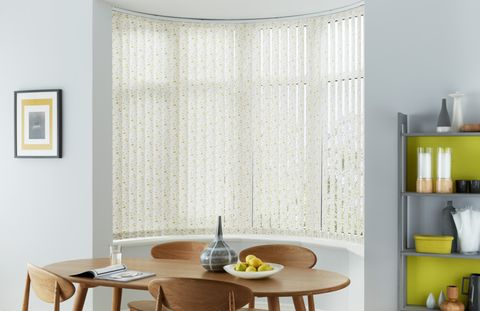 Edre Gold Vertical blinds