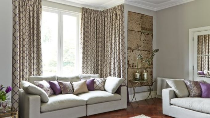 celeste-grape-curtains-in-living-room