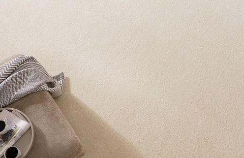 Forest Superior Lambswool Cream carpet