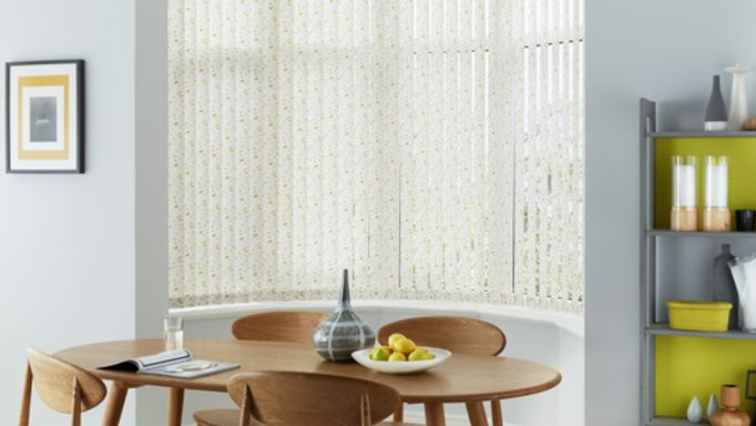 Edre Gold Vertical blind