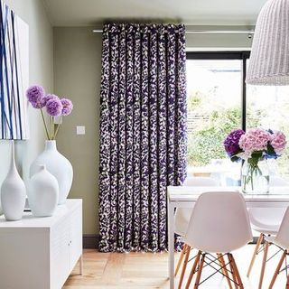 Curtain_Grapeflower Berry_Roomset