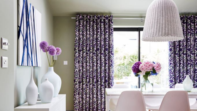 Charlotte-Beevor-Indigo-Garden-Grapeflower-Berry-curtains-kitchen