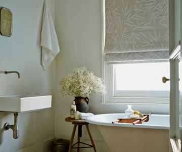 Cream blinds tag image 2