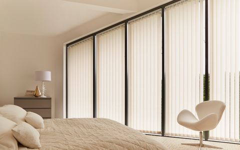 Cream blinds tag image 1