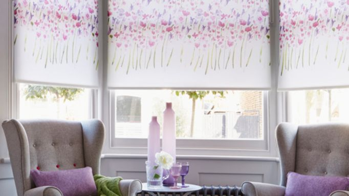 Freeda-Violet-Roller-blind-living-room