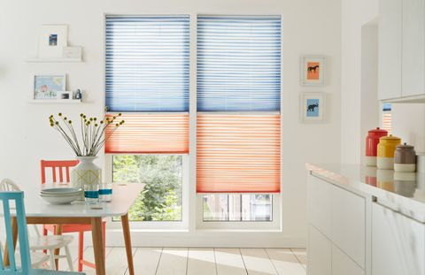 Serita-Coral-with-Serita-Denim-Pleated-blinds