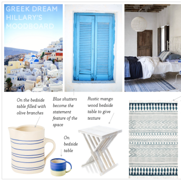 Greek-Dream-Hillarys-Bright-Bazaar-Moodboard
