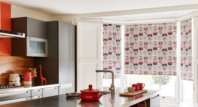 House-Beautiful-Imrie-Scarlet-Roller-blind -