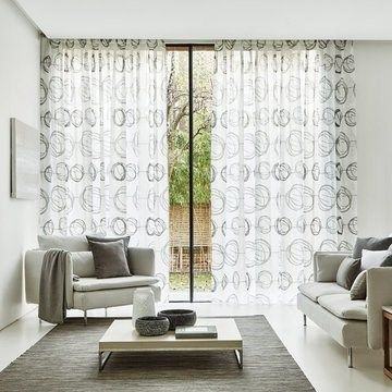 voile curtains 50 sale now on voile curtains hillarys. Black Bedroom Furniture Sets. Home Design Ideas
