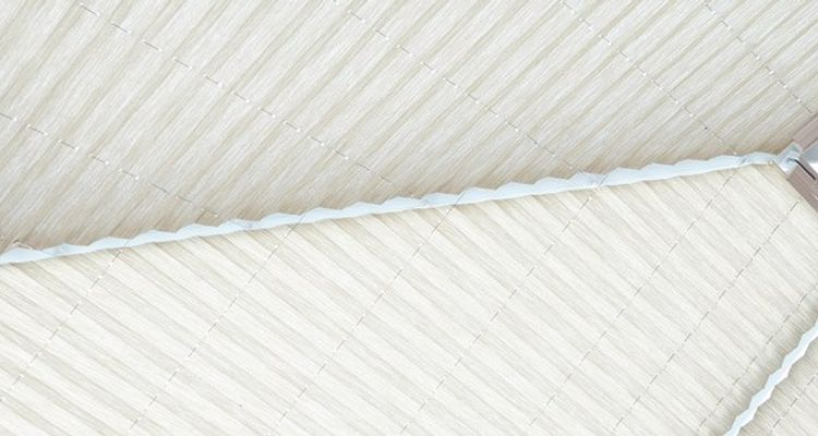 Conservatory roof blinds - whitepleated-white-conservatory-SWANICK-white