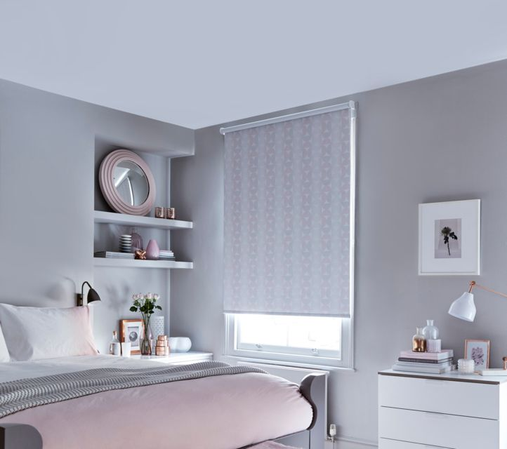 House Beautiful Roller Blind Collection Hillarys