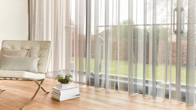 Voile Curtains And Roman Blinds Hillarys