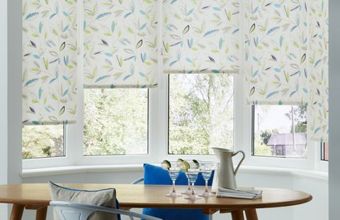 Joya-Aqua-Roller-blind-bay-window