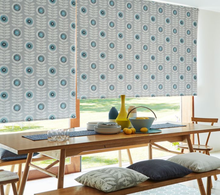 Hillarys Blinds Online >> House Beautiful Roller blind collections | Hillarys
