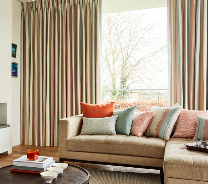 Get The Look With Pinch Pleat Curtains Hillarys