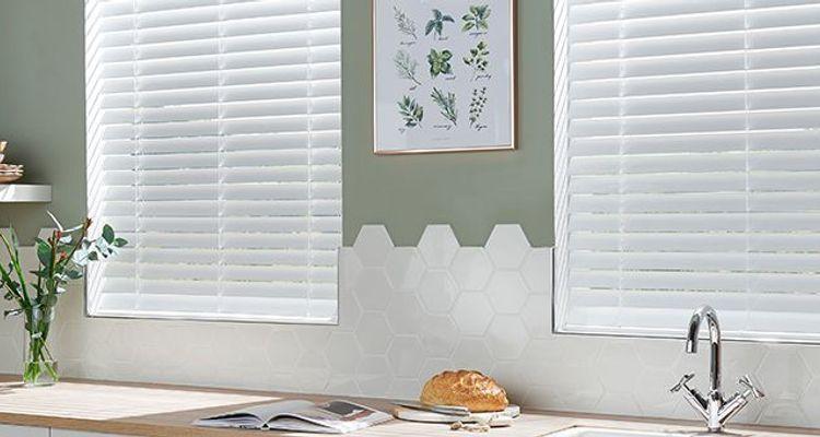 white blinds 50 sale now on hillarys. Black Bedroom Furniture Sets. Home Design Ideas