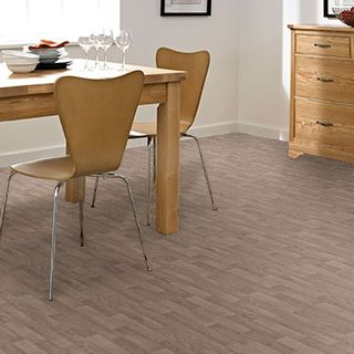 Roomset - Homestyle Vinyl Rustic Oak Grey