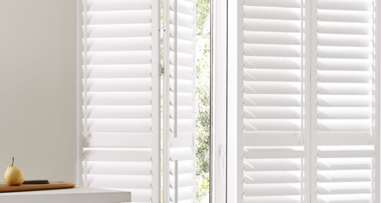 Tracked Shutters For Large Windows And Doors Hillarys
