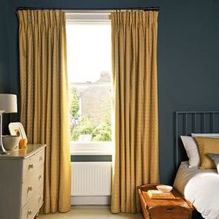 Curtain Eclipse Mimosa Roomset