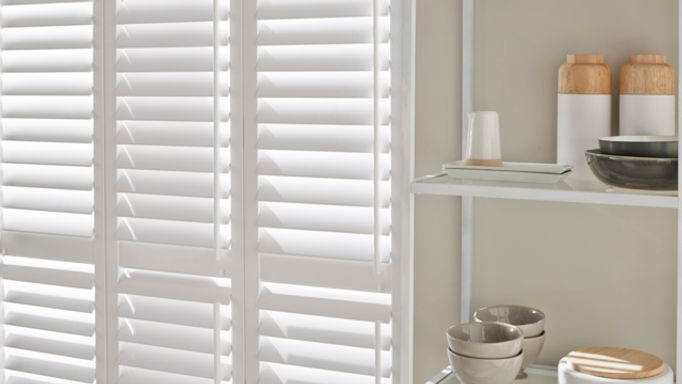 Windsor Pure White Shutters
