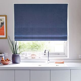 Roman Blind Fascination Denim