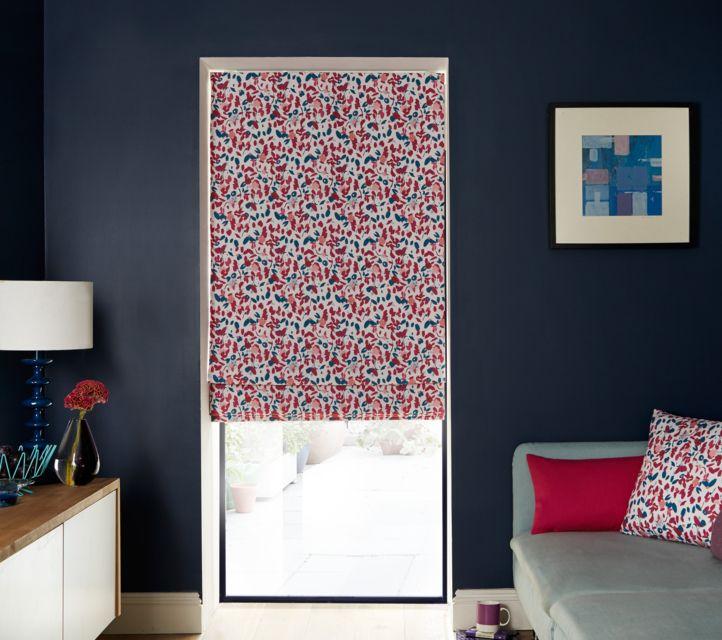 Floral Curtains Amp Roman Blinds Hillarys
