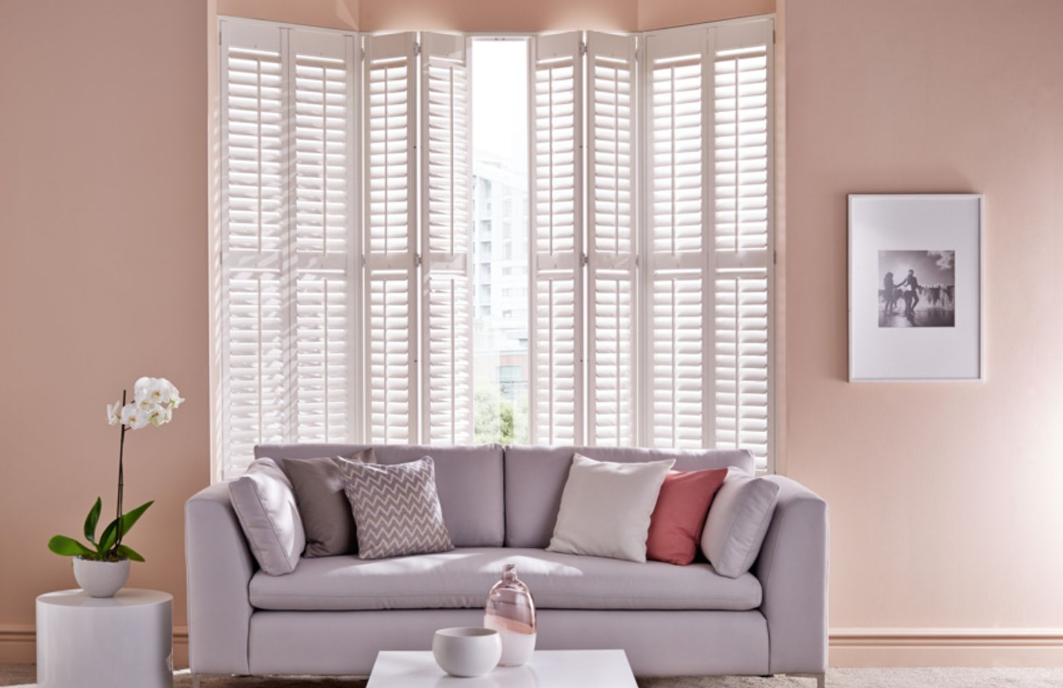 white-bay-window-shutters-in-the-living-room