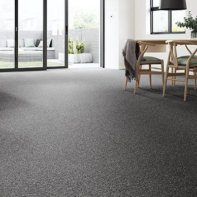 Black-grey-carpet-dining-room-eton-asphalt